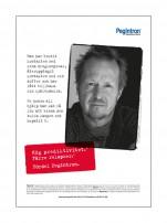 Annonsserie i fackpress om en behandling för Hepatit-C • Series of ads for a Hepatitis-C treatment (Schering-Plough)