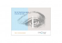 Broschyr om glaukom behandling • Brochure on glaucoma treatment (Santen Pharma)